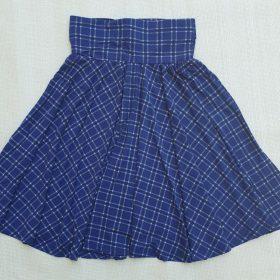 חצאית אגם הדפס 2