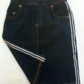 חצאית טוהר שחור