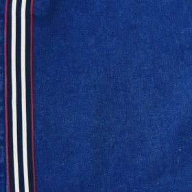 חצאית נופר כחול בינוני