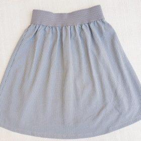 חצאית תהילה אפור מנטה
