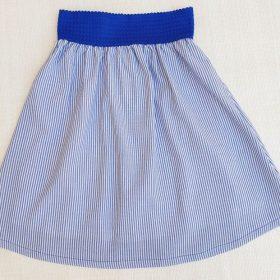 חצאית תהילה כחול לבן
