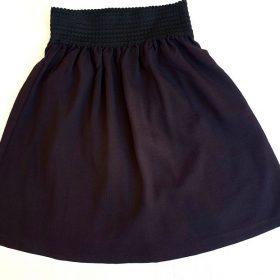 חצאית תהילה שחור