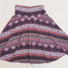 חצאית רוז- הדפס 1