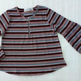 חולצת ליהי בורדו