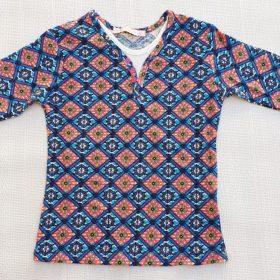 חולצת איימי הדפס 1