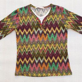 חולצת איימי הדפס 2