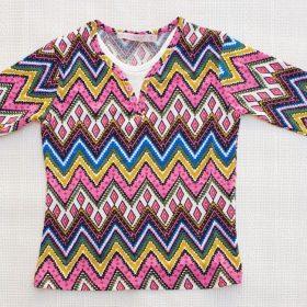 חולצת איימי הדפס 3