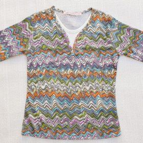 חולצת איימי הדפס 4