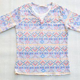 חולצת איימי הדפס 5