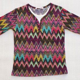 חולצת איימי הדפס 6