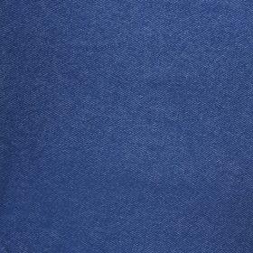 חצאית דמוי ג'ינס עידית כחול בינוני