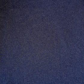 חצאית דמוי ג'ינס עידית כחול כהה