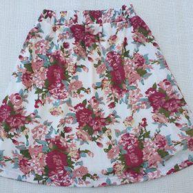 חצאית דפנה הדפס 2
