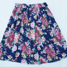 חצאית דפנה הדפס 4