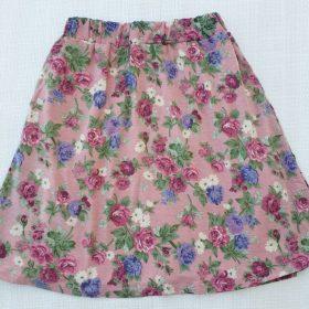 חצאית דפנה הדפס 5