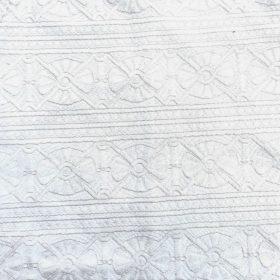 חצאית מקסי דיאנה לבן 2