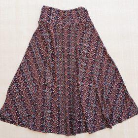 חצאית מרלו מקסי הדפס 3