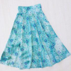 חצאית סביון מנטה