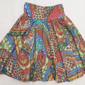 חצאית עינת הדפס 3