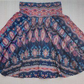 חצאית עינת הדפס 6