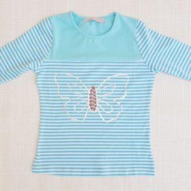חולצת אמיליה טורקיז