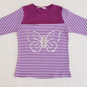 חולצת אמיליה סגול