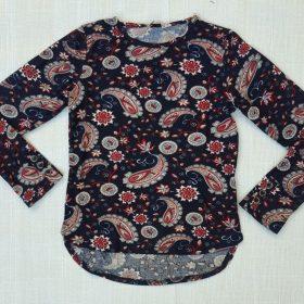 חולצת דקלה הדפס 2