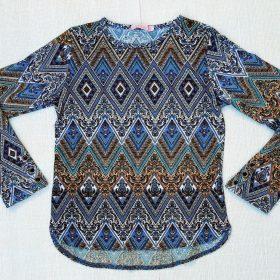 חולצת דקלה הדפס 3