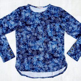 חולצת דקלה הדפס 4