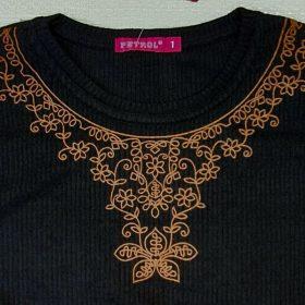 חולצת מור שחור
