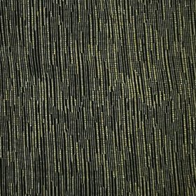 שמלת סביון זהב שחור נצנץ