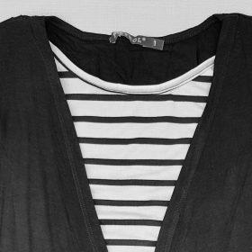 חולצת מאיה שחור