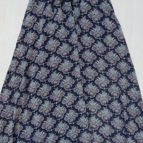 חצאית אלומה מקסי הדפס 2