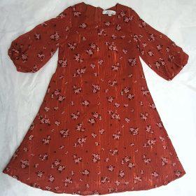 שמלת אלמוג פפריקה